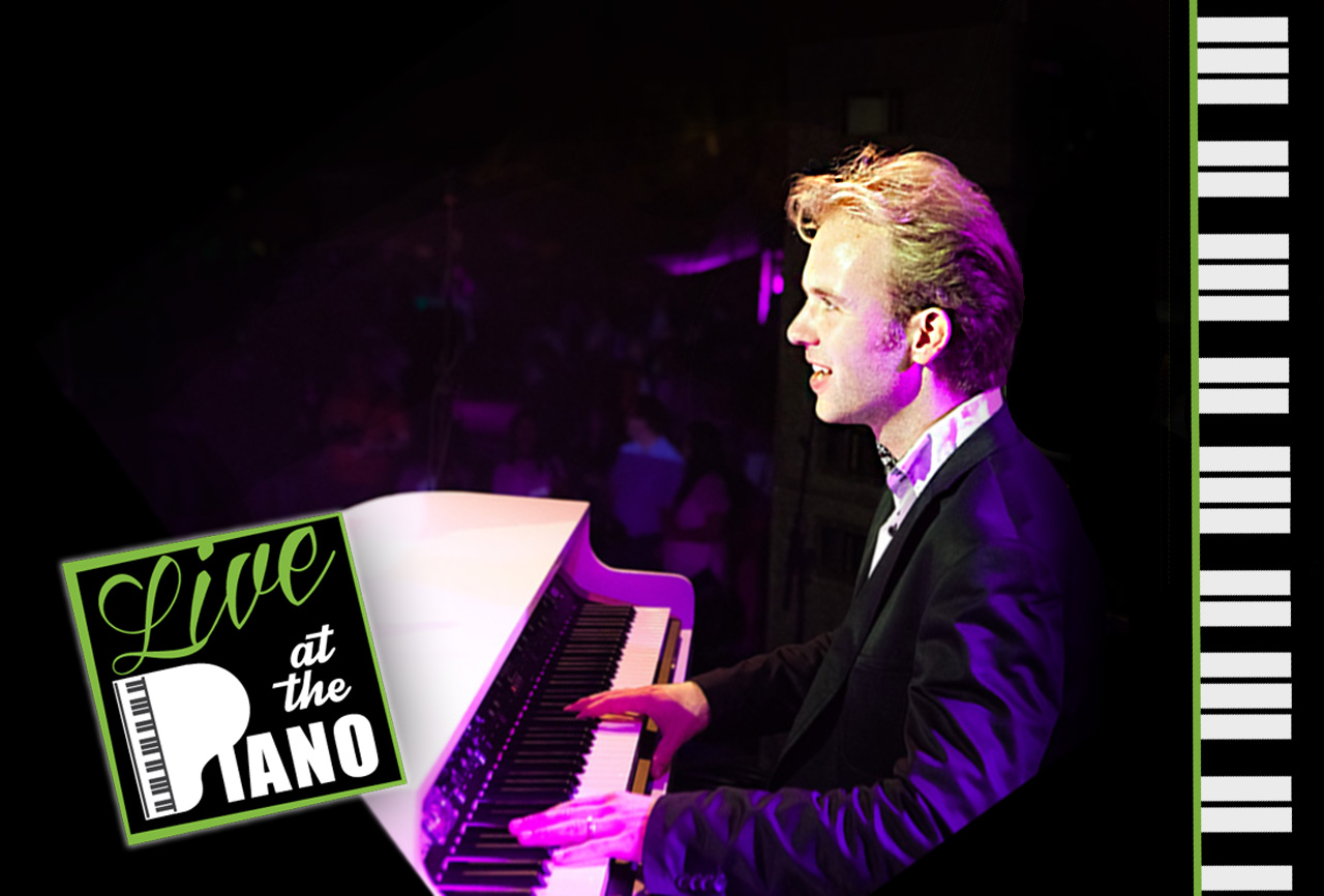 Live at the Piano